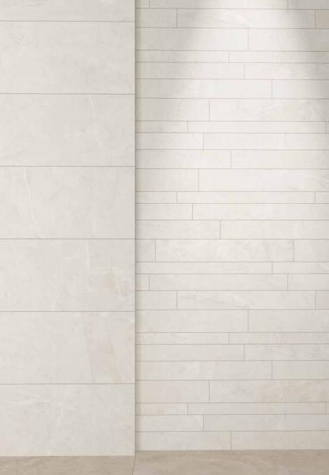 Delconca HGR Gardena Bianco