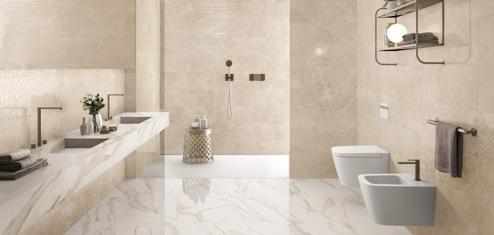 Supergres Purity Of Marble Pure White