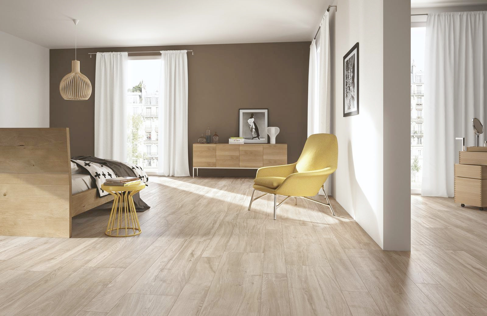 Ragno Woodliving Rovere Fumo